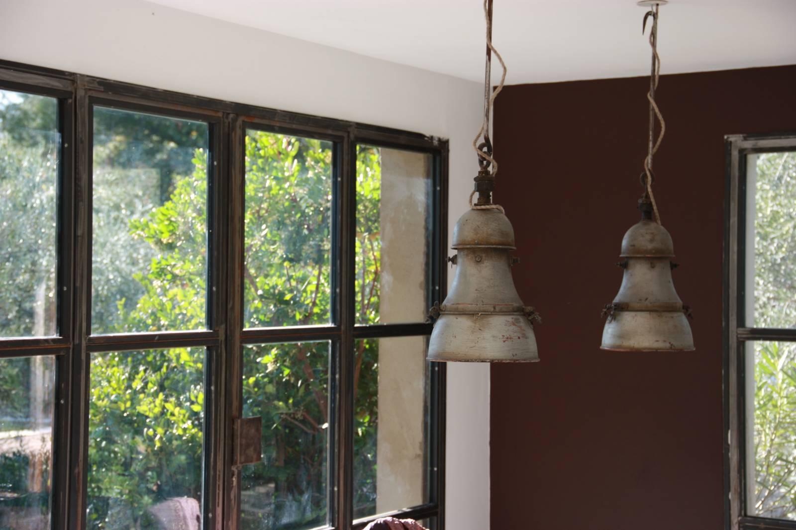 Ferronnier Dans Le Var création et pose de baies vitrées métalliques à lauris (84